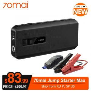 70mai 18000mah Car Jump Starter