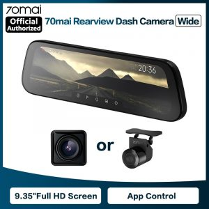 70mai Stream Media Car DVR