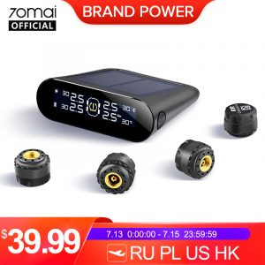 Buy 70mai Smart Tire Pressure Monitor