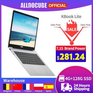 ALLDOCUBE KBook Lite Laptop