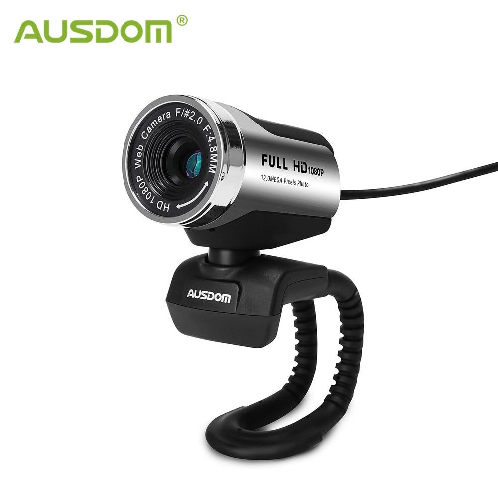 Ausdom AW615 PC Webcam