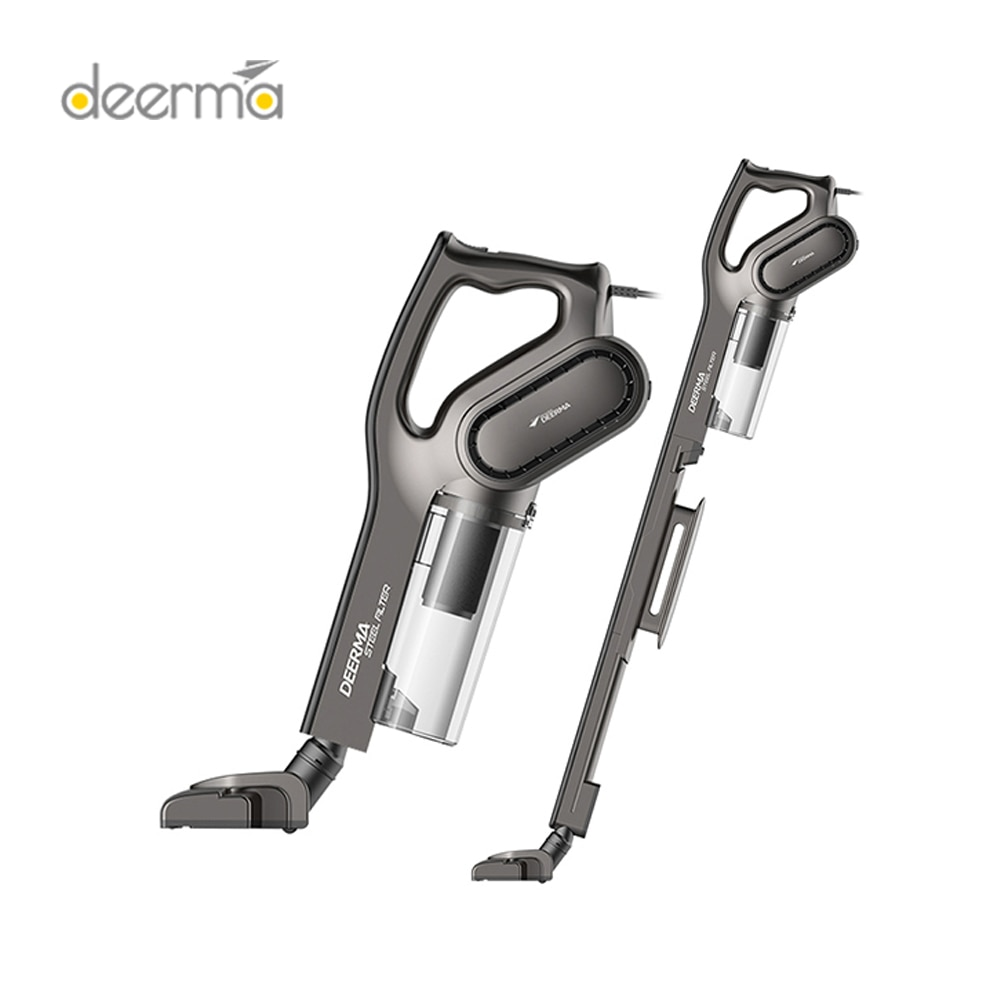 Deerma DX700S Cordless Vacuum Cleaner 2-in-1 Functional Strong Suction Handheld Cleaner