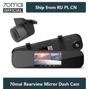 70mai D04 Dash Cam Mirror