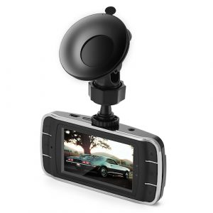Gocomma Motion Detection Dash Cam