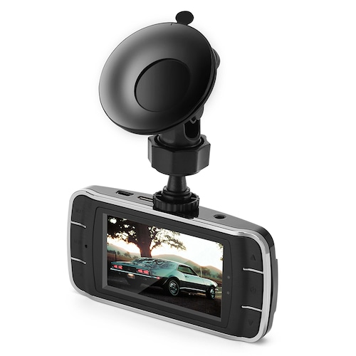 Gocomma Motion Detection Dash Cam Car DVR Recorder With LED Lights Infrared Night Vision