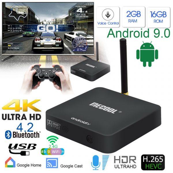 MECOOL KM8 TV Box
