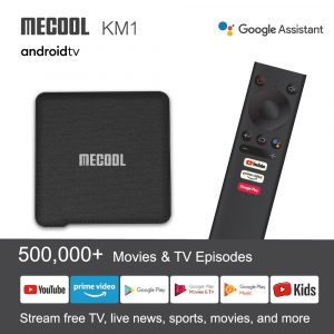 Buy MECOOL KM1 Media Streaming TV Box