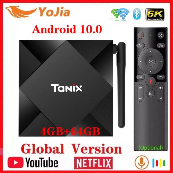 Tanix TX6S TV Box