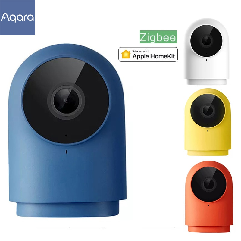 Aqara G2H Camera 1080P HD Night Vision Monitoring G2H IP Zigbee Smart Home Security Camera