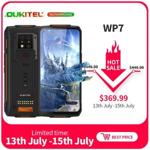 OUKITEL WP7 Global Version Smartphone