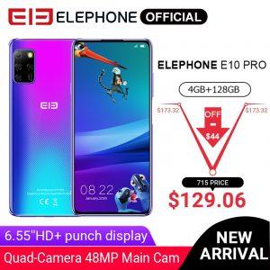 Buy Elephone E10 Pro Smartphone