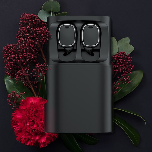 QCY T1 Pro Wireless Stereo Earbuds 30 Hours Battery Life And Noise Reduction TWS Bluetooth 5.0 Earphones