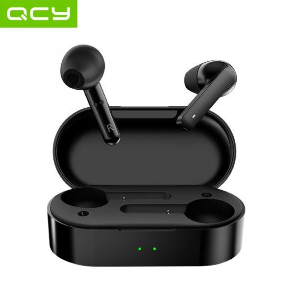 Buy Qcy T3 Bluetooth Headphones Link2 Tech