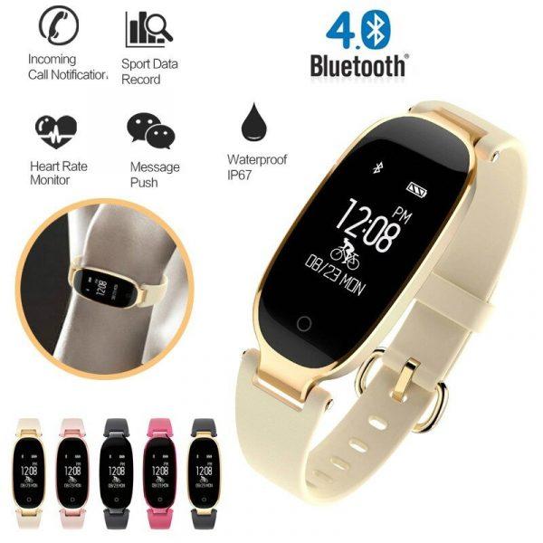Tourya S3 Smart Band Waterproof Smartband Lady Fashion Smart Bracelet