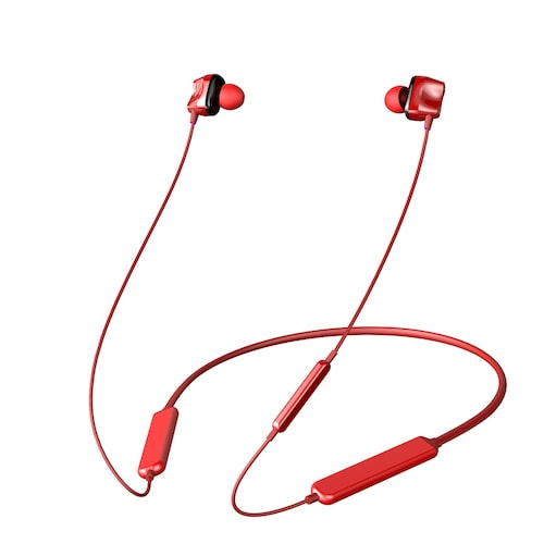 Tourya S7 Wireless Headphones 30 Hours Play Sport Earphones Time Four Drive Bluetooth 5.0 Neckband
