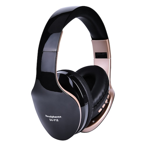 Best Selling Tourya SN-P18 Wireless Headphones Foldable Stereo Gaming Bluetooth Headset