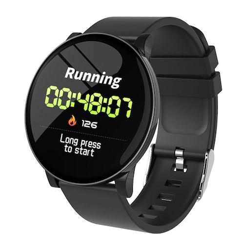 Tourya W8 Smartwatch ECG PPG Smart Bracelet Waterproof Color Screen Multi Sport Fitness Tracker