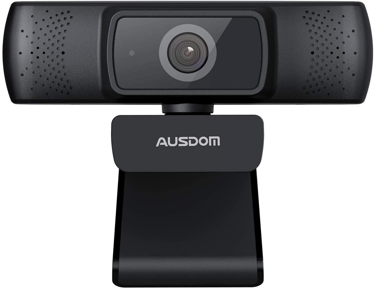 AUSDOM AF640 FHD Webcam
