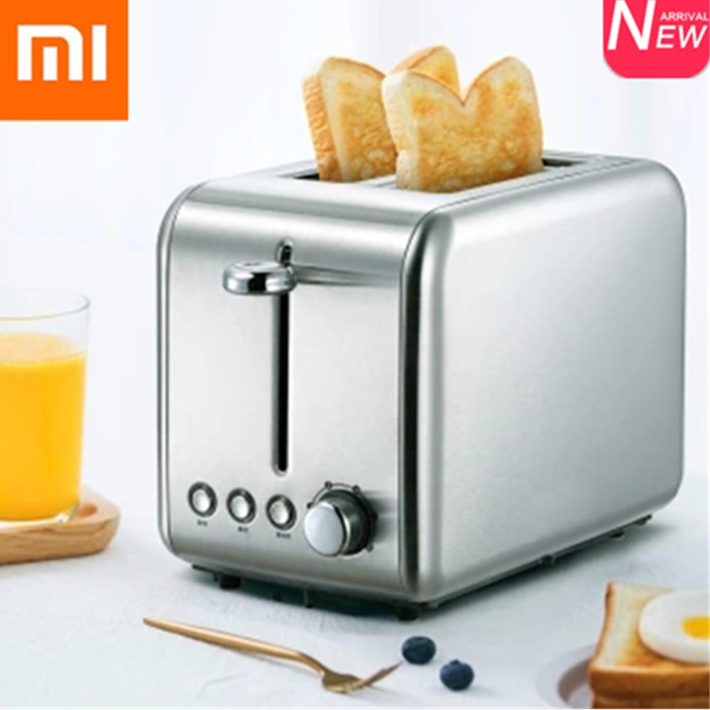 Deerma DEM-SL281 Toaster Bread Baking Bread Roaster 770W 220V Automatic Breakfast Toast Sandwich Maker