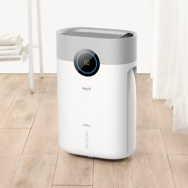Deerma DT16C Air Dehumidifier Dual Display Smart Screen Air Purifier Moisture Absorb Heat Dehydrator