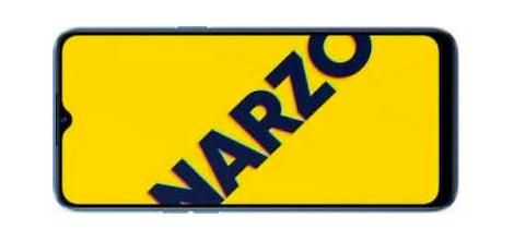 Realme Narzo 10 6.5 inch 5000mAh 48MP AI Quad Camera 128GB 4G Smartphone