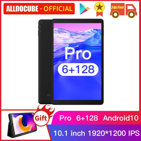 Alldocube iPlay 20 Pro 10.1-inch Android 10 6GB RAM 128GB ROM 1920*1200 IPS Tablet PC