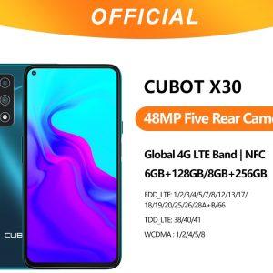 Cubot X30 Smartphone