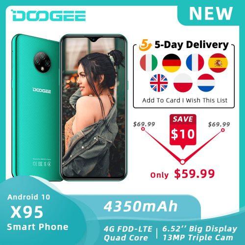 DOOGEE X95 Global Smartphone