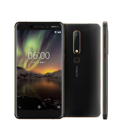 Nokia 6.1 Global Version 5.5 inch FHD 1920 x 1080 Resolution NFC Snapdragon 630 Octa Core 4G SmartPhone