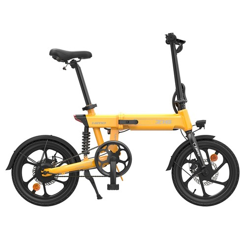 Himo Z16 Folding Electric Power-Assisted Bicycle Urban lithium battery Ebike Double Front and Rear Suspension Bike