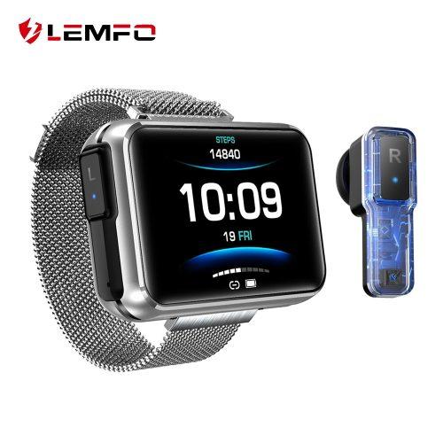 LEMFO T91 Earphone Smartwatch