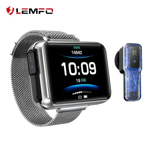 LEMFO T91 Earphone Smartwatch
