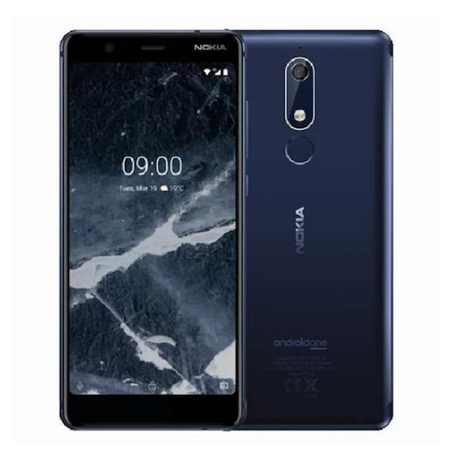 NOKIA 5.1 Global Version Phone 5.5 inch MTK MT6755S Octa Core 3GB RAM 32GB ROM 4G Smartphone