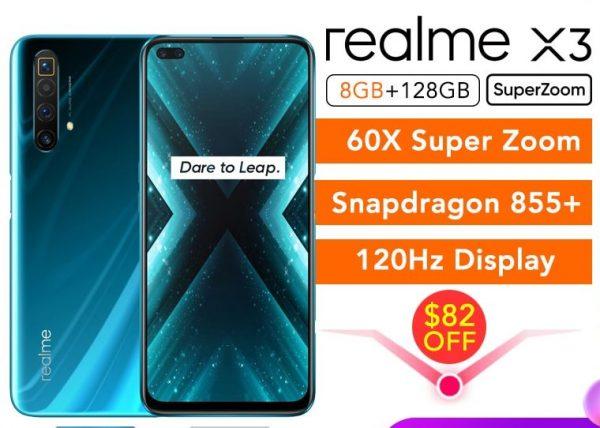 Buy Realme X3 Super Zoom Smartphone