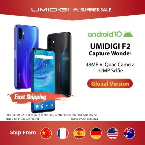 UMIDIGI F2 Phone Android 10 Global Version Smartphone