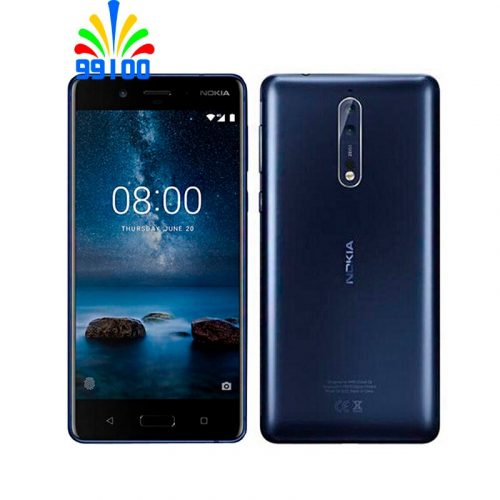 Global version Nokia 8 sirocco Phone 6GB RAM 128GB ROM Snapdragon 835 5.5inch 256*1440 Smartphone
