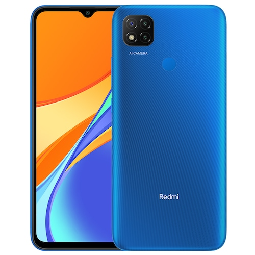 Xiaomi Redmi 9C 4G Smartphone 6.53 inch 13MP AI Triple Camera 5000mAh Battery Global Version Phablet