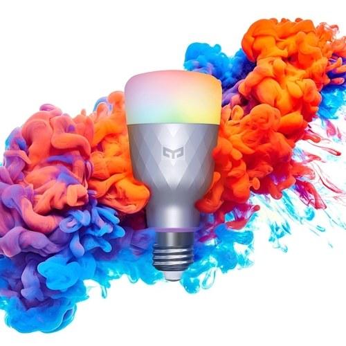 Yeelight 1SE E27 6W RGBW AC 100V – 240V Smart LED Bulb Colourful Light Version Remote Control Lamp