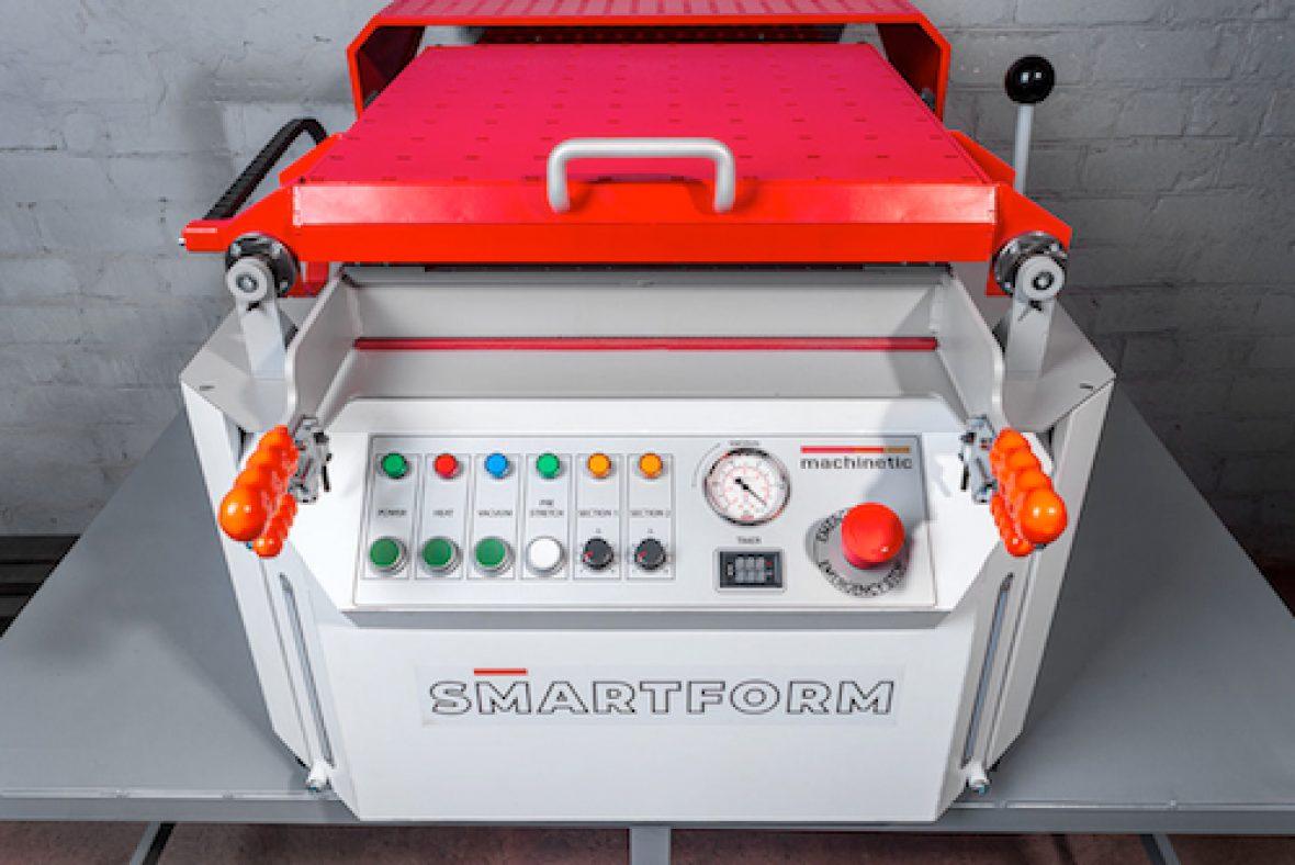 vacuum thermoforming machine SMARTFORM 450