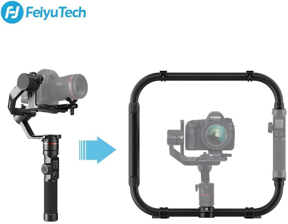 FeiyuTech AK2000 3-axis Feiyu Handheld Gimbal Stabilizer for Mirrorless and DSLR Camera