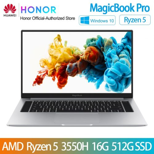 HUAWEI HONOR MagicBook Pro Laptop Intel Core i5-8265U/i7-8565U 8GB/16GB RAM 512GB SSD IPS 16.1inch Notebook