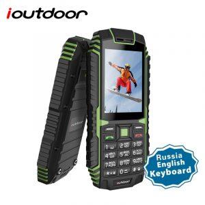 ioutdoor T1 2G Feature Mobile Phone