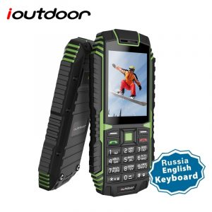 ioutdoor T1 2G Feature Mobile Phone