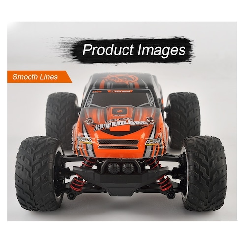 JJRC Q121 1:20 2.4GHz 4WD 20km/h Speed Four-wheel Off Road Climbing Remote Control Racing Car Toy