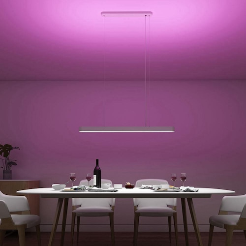 Yeelight YLDL01YL Meteorite LED Smart Voice Control Dining Room Light Adjustable Brightness Dimming Colorful Light