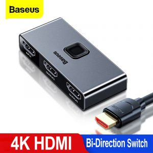 Baseus 4K HDMI Switch Adapter