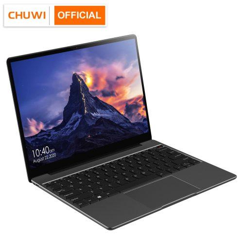 CHUWI GemiBook 13 inch Laptop 2K IPS Screen LPDDR4X 12GB 256GB SSD Notebook with Backlit Keyboard