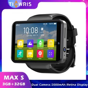 Ticwris Max S 4G Smart Watch Phone