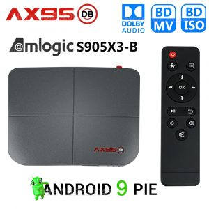 AX95 Smart 4K 75FPS TV Box