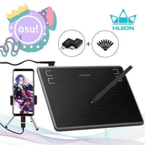 HUION H430P Graphics Drawing Digital Tablet